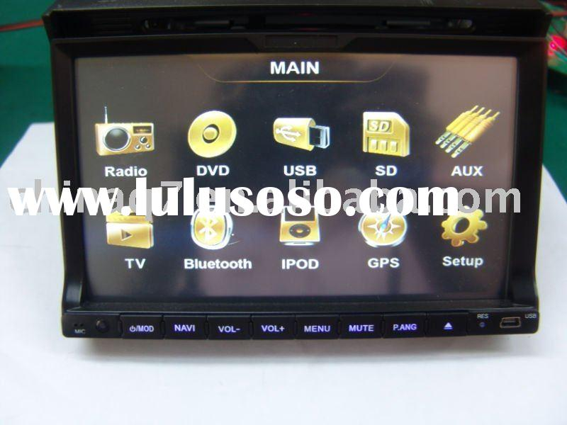 "7"" Double Din universal Car DVD player"