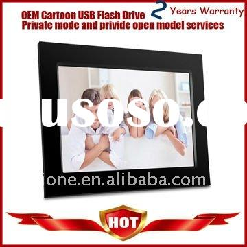 7 Inch Battery Operated Digital Photo Frame