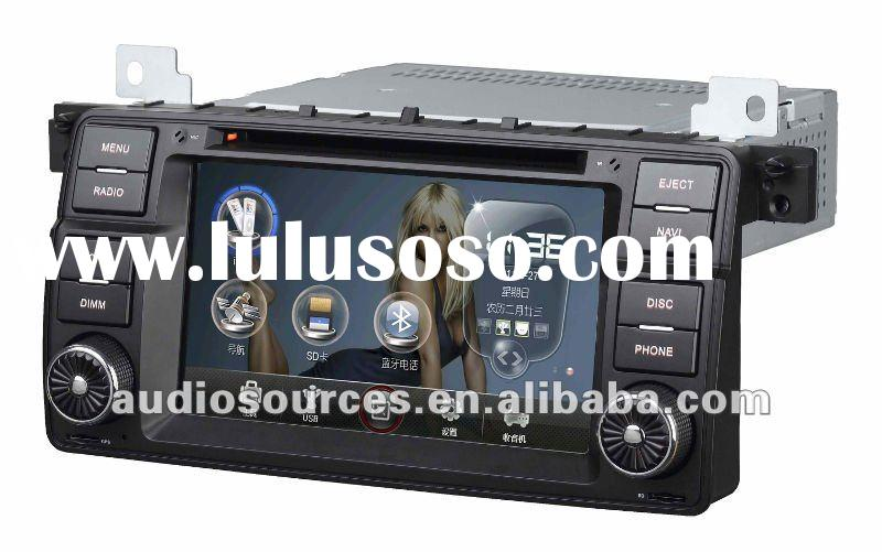 "7"" LCD touch screen car multimedia player for BMW E46 with DVB-T,RADIO,BT,can-bus,IPHONE/IPOD"