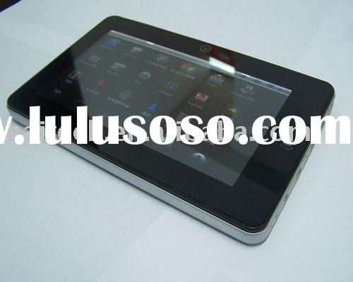 7 inch Android 2.2 capacitive multitouch tablet pc Samsung S5P210 A8 1GHZ