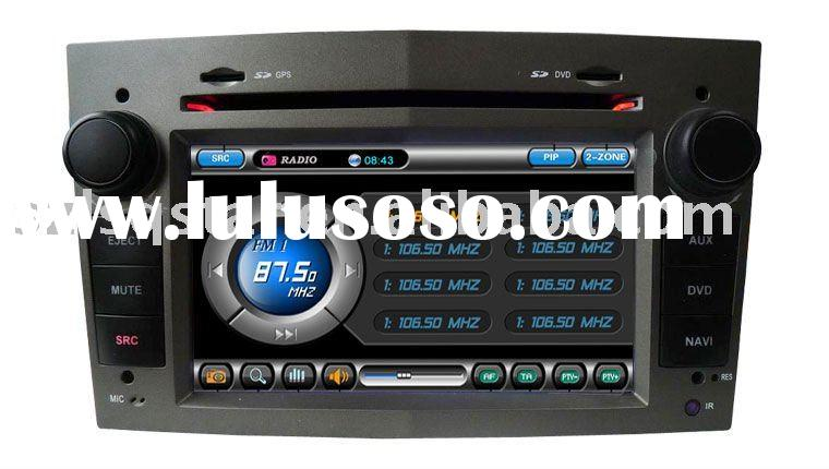 7 inch Opel Astra Car DVD Player ,Built PIP/FM/AM/RDS/TV/GPS