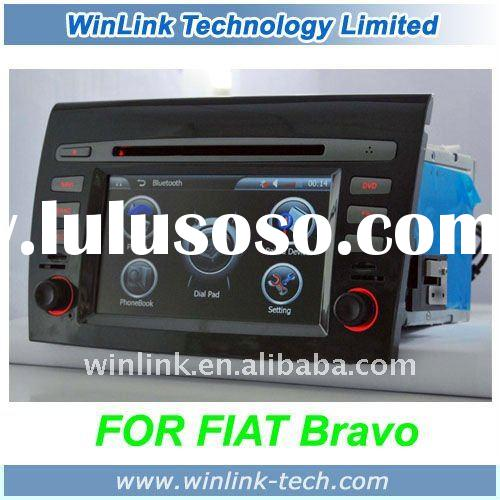 7 inch touch screen Car GPS DVD for Fiat Bravo 2007 Onwards