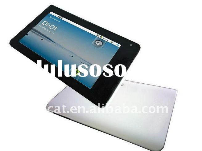 7inch android capacitive tablet pc with dural camera(back and front)