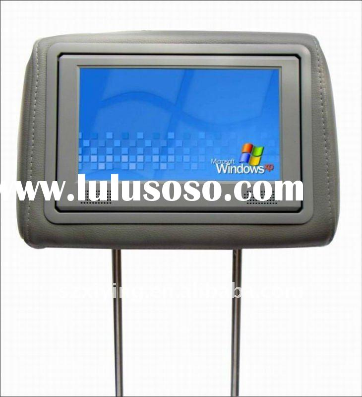 8 inch taxi advertising player with touch screen beautiful appearance(2)