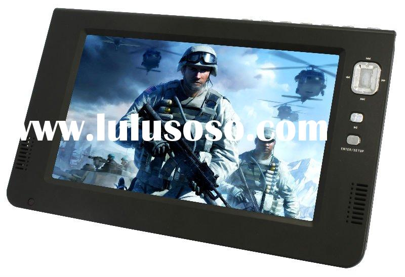 9 inch HDMI monitor, GH1 monitor, GH2 monitor, HD 1080P input, With USB and card reader, Portable Mu