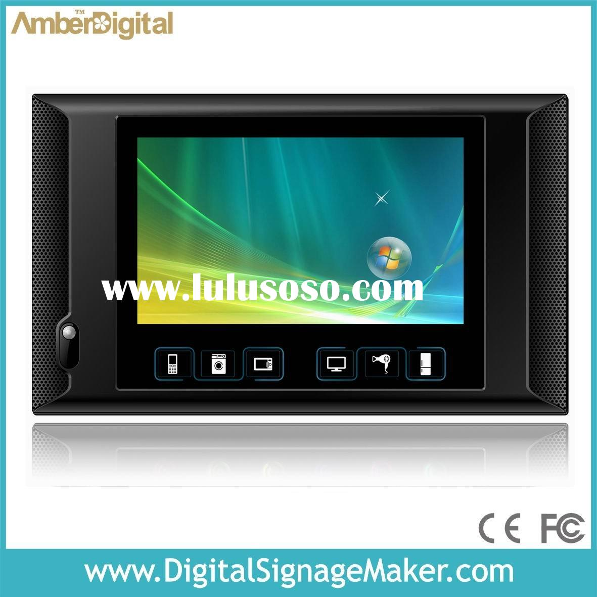 9 inch Retail Touch LCD Advertising Screen