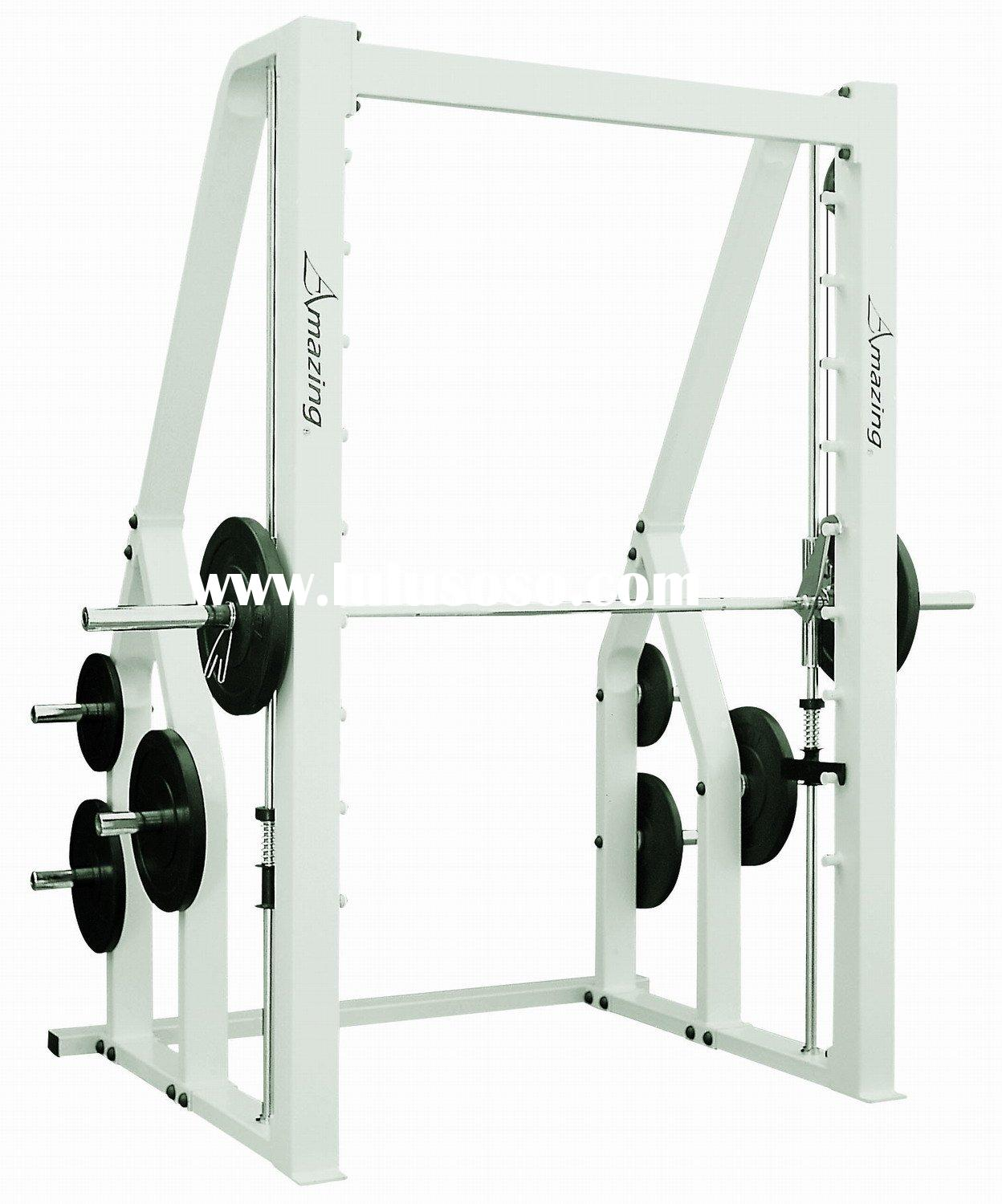 AMA-302 Smith Machine, squat rack, professional commercial strength equipment,strength training
