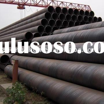 ASTM A252 Spiral Welded Steel Pipe
