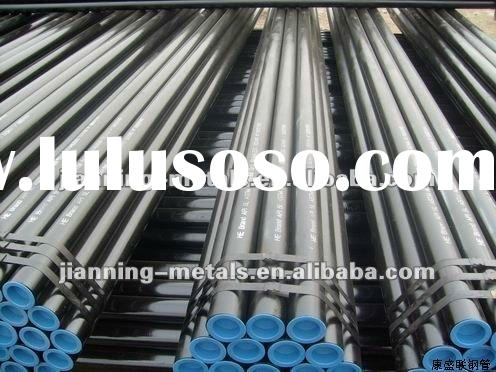 ASTM SCH 40 carbon steel seamless pipe