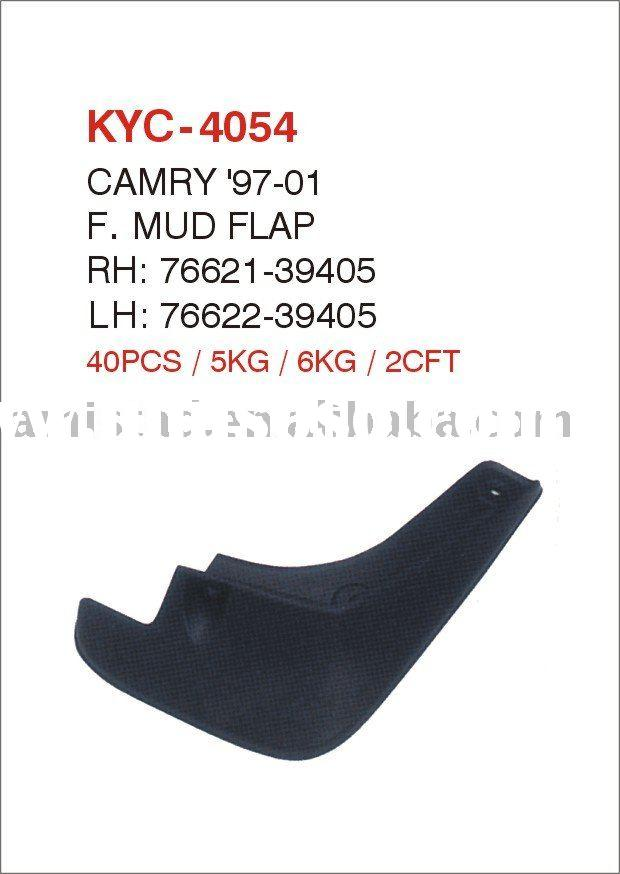 AUTO ACCESSORY FRONT MUD FLAP FOR TOYOTA CAMRY 97-01' RH:76621-39405 LH:76622-39405-KYC-4054