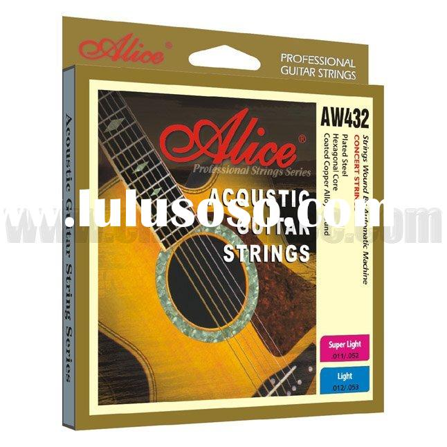 AW432 Acoustic Guitar Strings