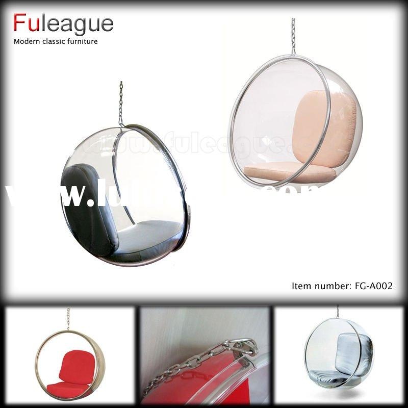 Acrylic Hanging Bubble Chair FG-A002