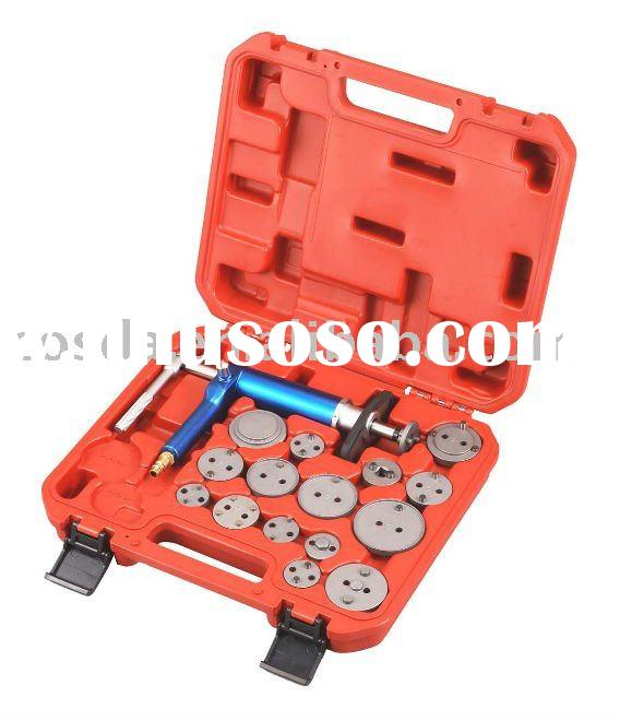 Air Powered Brake Caliper Wind Back Tools Set(16 pcs) - car repair tools