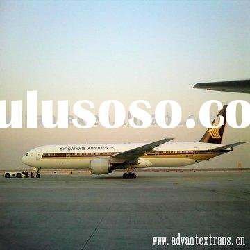 Air freight service for air cargo from Xiamen, China to Hanoi (HAN) Vietnam