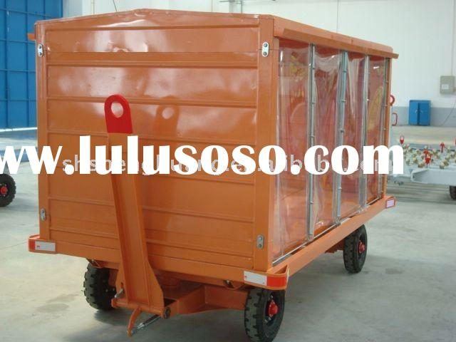 7T Aircraft Ground Service Vehicle-pallet Trailer For Sale