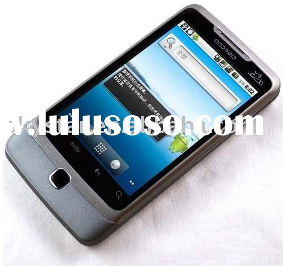 Android 2.2 dual sim unlocked TV WIFI GPS cellular phone A5000