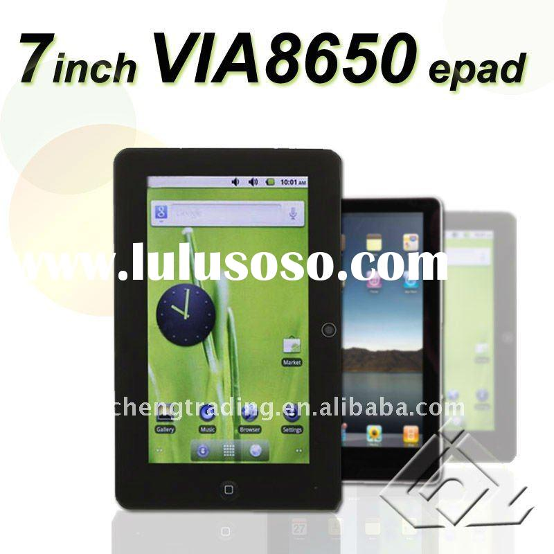 Android 2.2 usd 3G wifi 1.30Mega pixel Tablet pc