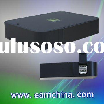 Android TV / Internet Box,support high capacity mobile hard disk,Android 2.2