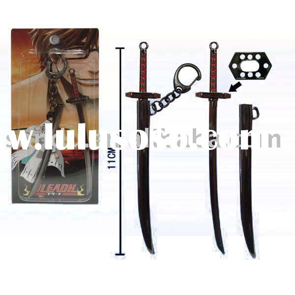 Anime japanese sword, Bleach keychain, Anime theme,wholesale