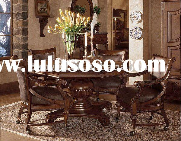 Antique wooden hand carved furniture Dining Room