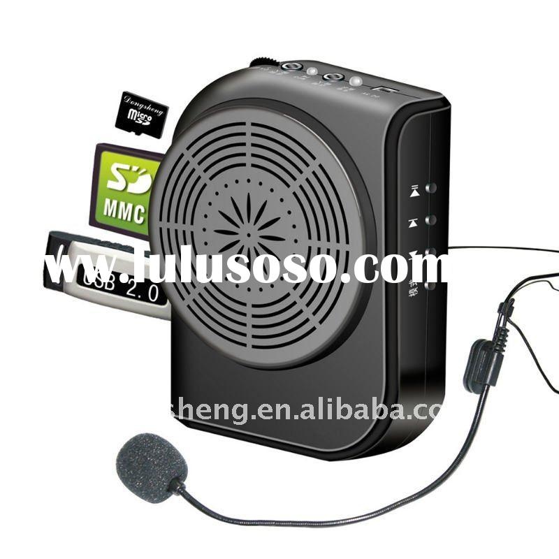 Audio Voice Portable Waistband Mini Amplifier With USB/SD DS-85