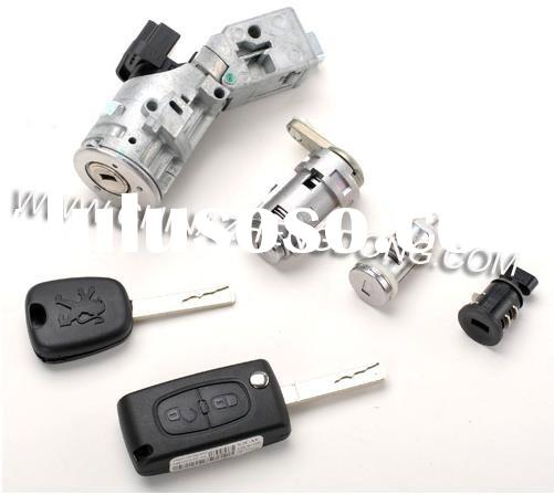 Auto Lock Set,Auto Ignition Switch,Peugeot Lock Set