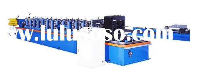 Automatic C&Z purlin cold roll forming machine,roll forming machine,