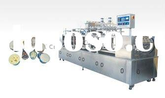 manual ice cream filling machine