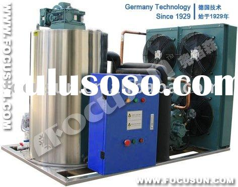 Automatic Industrial Flake Ice Machine/ice flake machine/flake ice maker/ice flake making machine