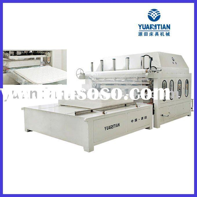 Automatic Mattress Compressing and Packing Machine(CYB-1)