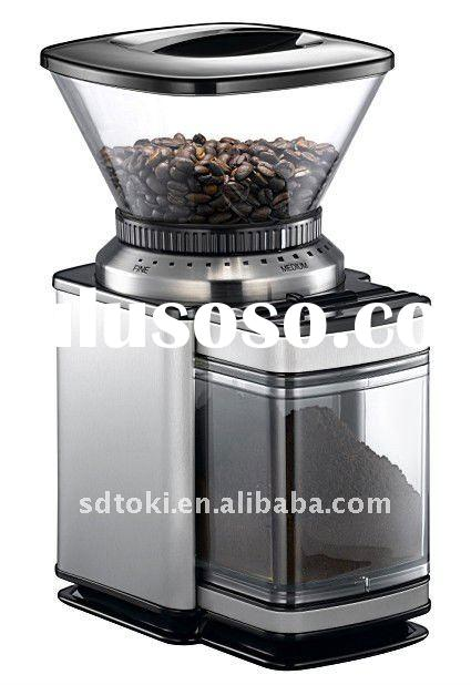 Automatic Stainless Steel Electric Coffee Grinder TK-B96