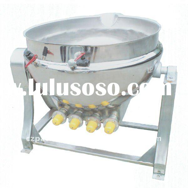 BF-DQB Electrical heating jacketed cooking pot