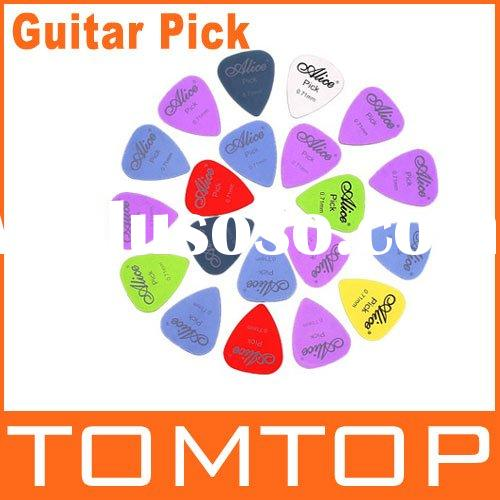 Best Price,High quality, Cool design Plectrums,Alice 20x 0.71mm Smooth Nylon Guitar Picks Plectrums