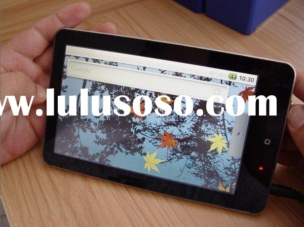 Best multi touch screen Camera Telechip Android 2.1 3D Tablet PC M701