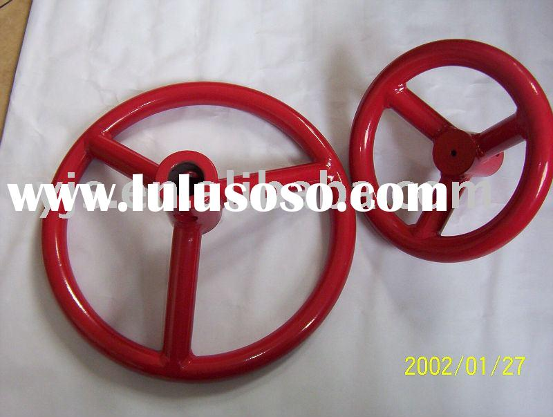 Gate Valve Pressure Handwheel With Extension Rod For Sale