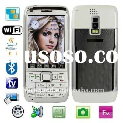 Bluetooth FM touch Wifi Mobile Phone
