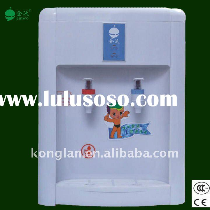 Bottleless Table Top Water Cooler ,Pipeline Cold and Hot Water Dispenser
