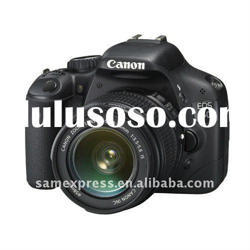 CANON EOS-550D camera