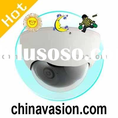 CCTV Camera, Vandal proof Color Dome Security Camera