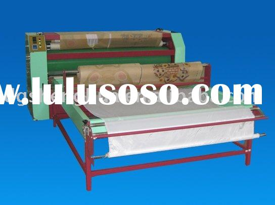 CE Automatic Roller Sublimation Heat Transfer Printing Machine