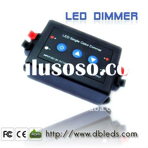 CE&ROHS 12V/24V Led Light Dimmer