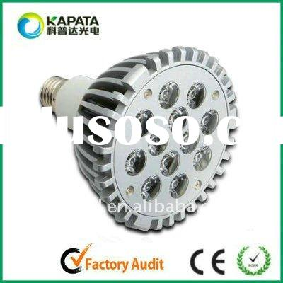 CE RoHS approval for 12W high power par 38 led