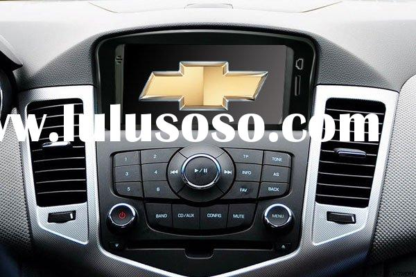 CHEVROLET CRUZE car dvd player with gps system