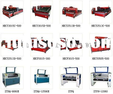 CNC Laser Cutting Machine For Metal & Non-metal With CE Certificate