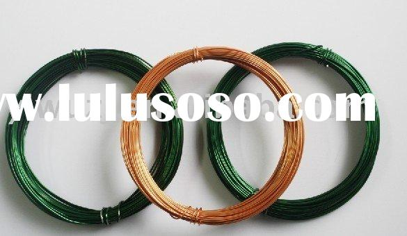 COLOR COATED ALUMINUM WIRE