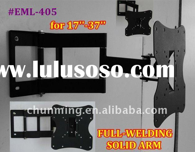 CRT TV Wall Mount,LCD Arm Wall Holder,LED Monitor Bracket for 17''~37'&#