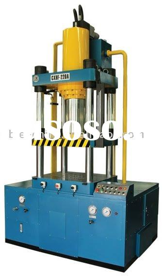 CXHF-A Series Double-action Four-column Oil Hydraulic Press