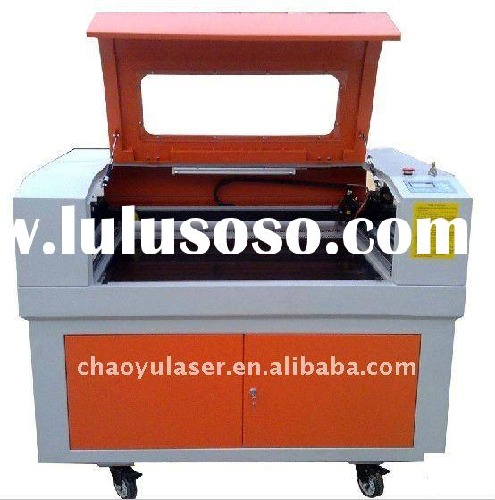 CY1060 CO2 60w laser cutting machine for wood