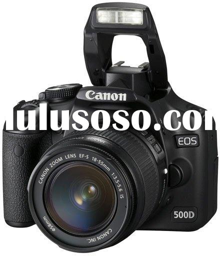 Canon EOS 500D Digital Camera wholesale offer 100% brand new and original