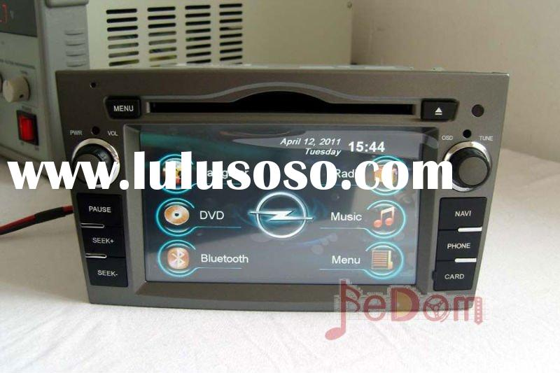 Car DVD GPS Navigation touch screen bluetooth iPod DVD MP3 for Opel Zafira/Meriva/Corsa